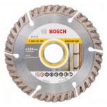 DISCO DIAMANTE UNIVERSAL BOSCH 115 MM