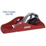 PLAINA MANUAL METÁLICA 160 MM