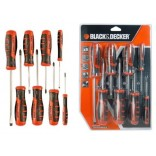 CHAVES DE FENDA BLACK & DECKER CONJUNTO